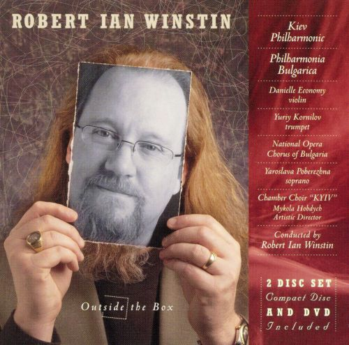 Robert Ian Winstin Outside the Box [includes DVD]