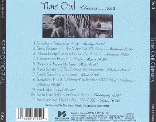 Time Out Classics, Vol. 3