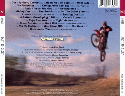 Dust to Glory [Original Motion Picture Soundtrack]