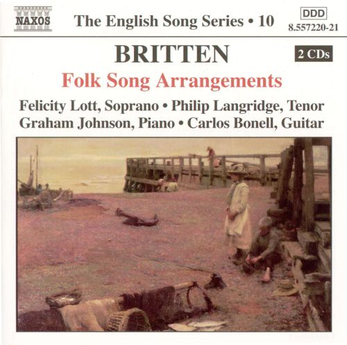 Britten: Folk Song Arrangements