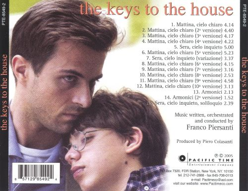 The Keys to the House [Original Motion Picture Soundtrack]