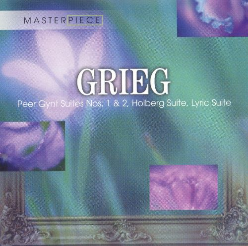 Peer Gynt Suite for orchestra (or piano or piano, 4 hands) No. 2, Op. 55