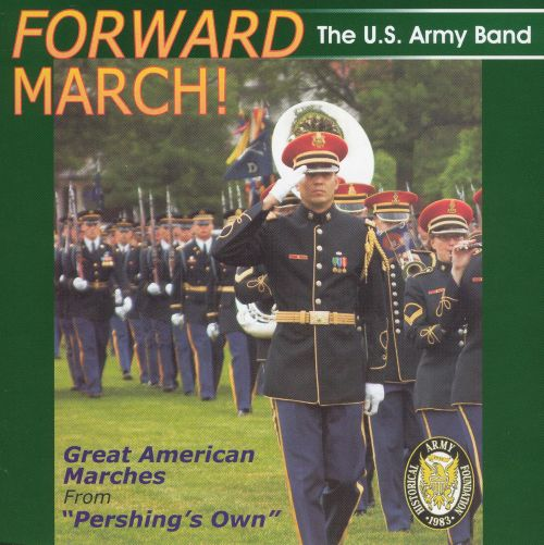 Forward March!: Great American Marches
