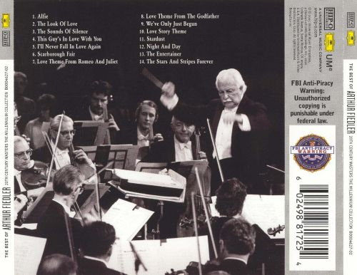 20th Century Masters - The Millennium Collection: The Best of Arthur Fiedler
