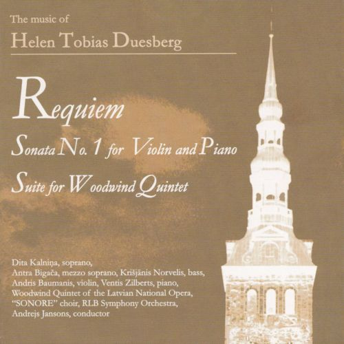 The Music of Helen Tobias Duesberg