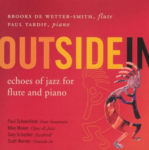 Outside-In: Echoes of Jazz for Flute and Piano