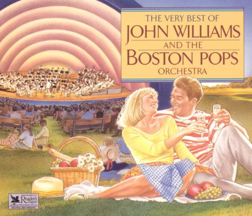 The Very Best of John Williams and the Boston Pops Orchestra