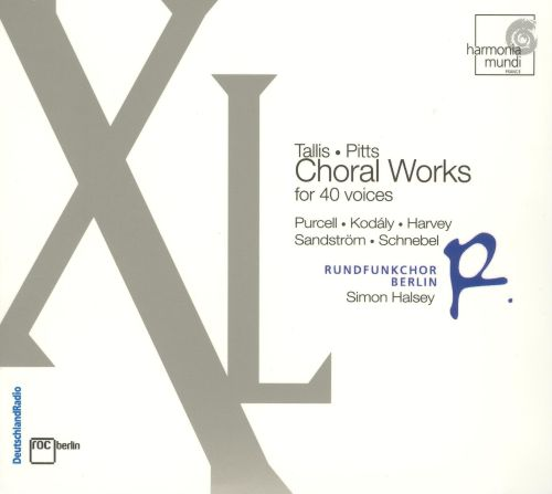 XL: Choral Works for 40 Voices
