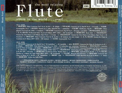 the most relaxing flute album in the world ever songs reviews credits allmusic. Black Bedroom Furniture Sets. Home Design Ideas