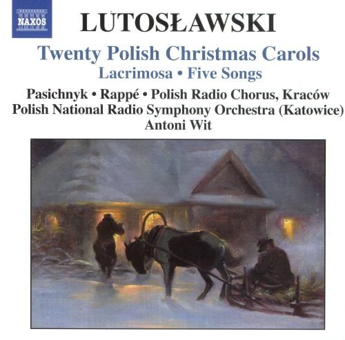Polish Carols (20), for voice & piano (later also with female chorus & orchestra)