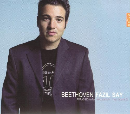 Fazil Say Plays Beethoven