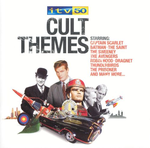 ITV 50: Cult Themes - Various Artists