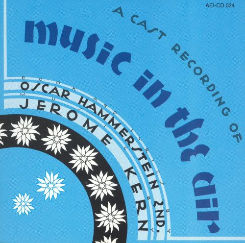 Music in the Air [1952 Radio Cast]