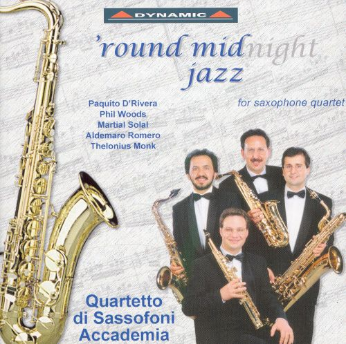 Round Midnight Jazz