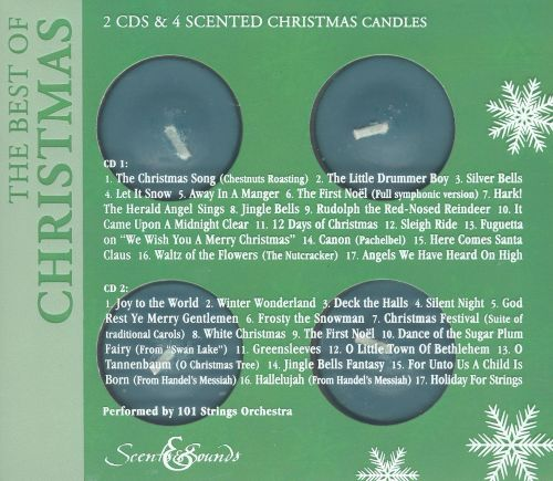 The Best of Christmas [Includes Candles]