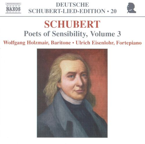 Schubert: Poets of Sensibility