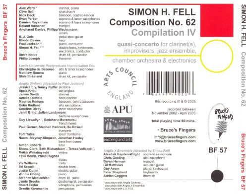Simon H. Fell Composition No. 62: Compilation IV