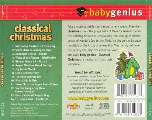 Classical Christmas - Genius Products | Songs, Reviews, Credits ...