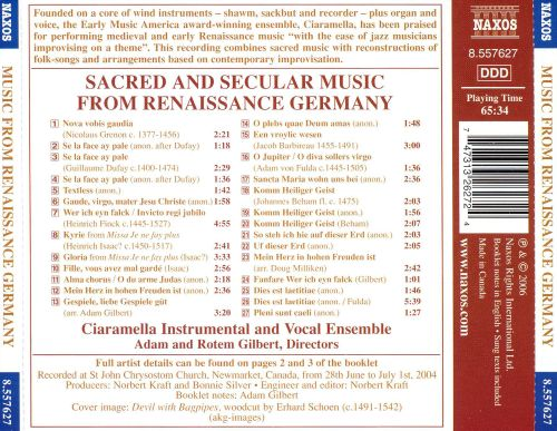 similarities between sacred and secular music