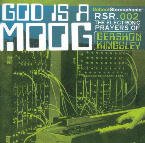 God Is a Moog