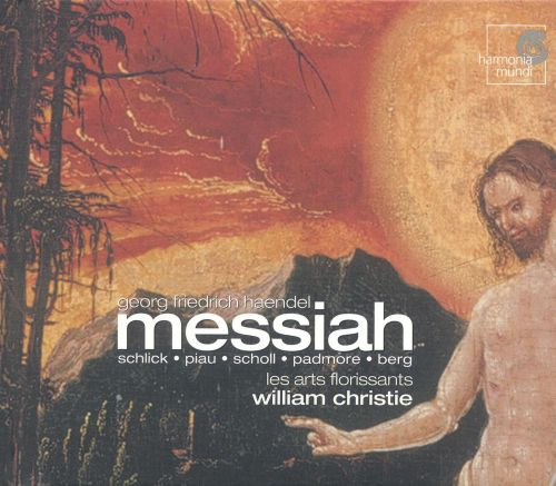 Messiah, oratorio, HWV 56
