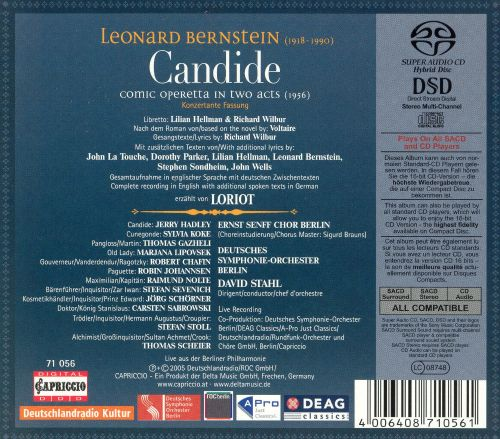 Candide review, Iford Arts: a banquet of delights