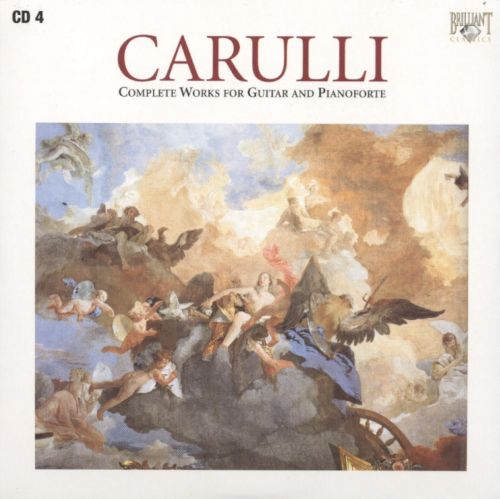 Carulli: Complete Works for Guitar & Fortepiano, CD 4