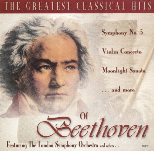 The Greatest Classical Hits of Beethoven