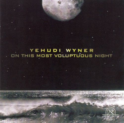 Wyner: On This Most Voluptuous Night