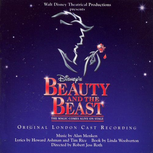 beauty and the beast original london cast recording