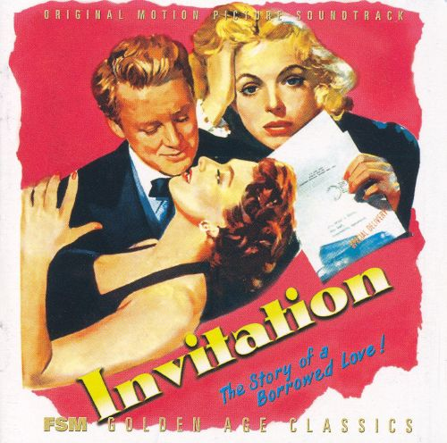 Invitation / A Life of Her Own [Original Motion Picture Soundtrack]