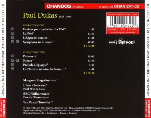 The Essential Paul Dukas