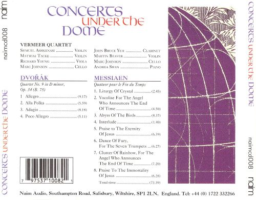 Concerts Under the Dome, Vol. 2