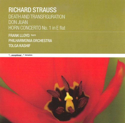 Richard Strauss: Death and Transfiguration; Don Juan; Horn Concerto No. 1