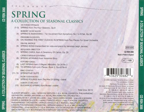 Spring: A Collection of Seasonal Classics