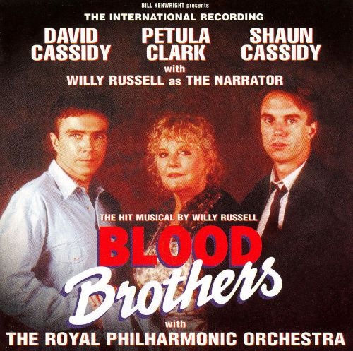 Blood Brothers [The International Recording]