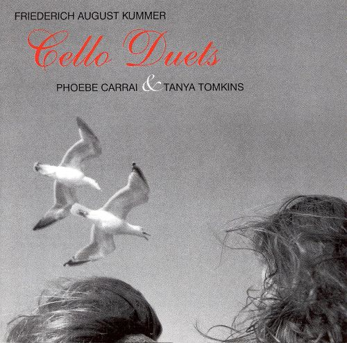 Friedrich August Kummer: Cello Duets