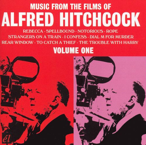 Music from the films of Alfred Hitchcock, Vol. 1