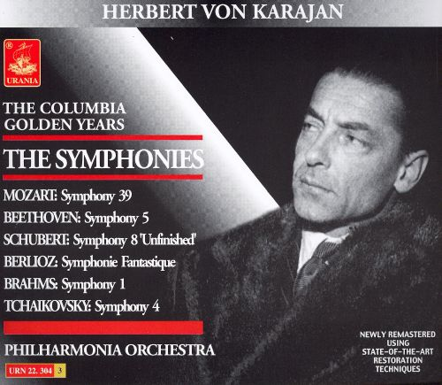 Herbert von Karajan: The Columbia Golden Years