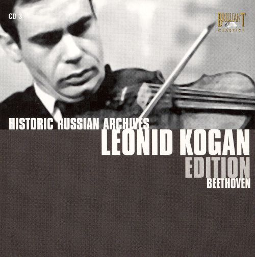 Leonid Kogan Edition Vol. 3