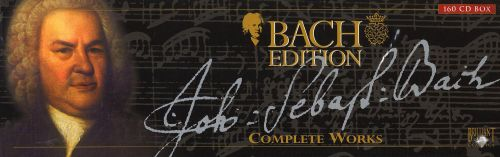 Bach Edition: Complete Works