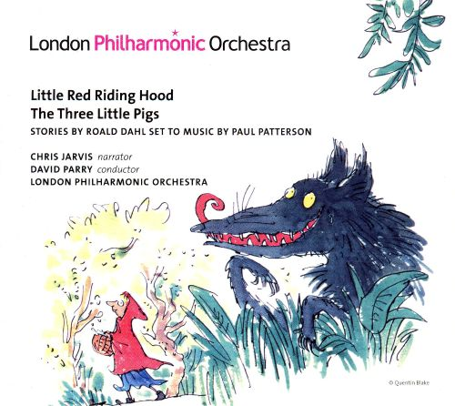 Paul Patterson: Little Red Riding Hood; the Three Little Pigs