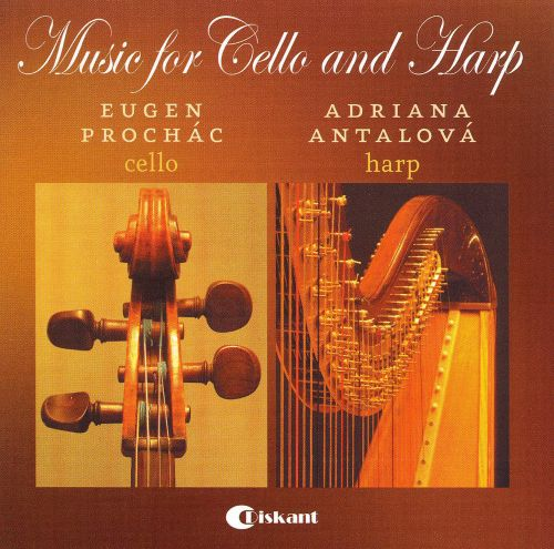 Music for Cello and Harp
