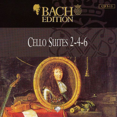 Suite for solo cello No. 2 in D minor, BWV 1008