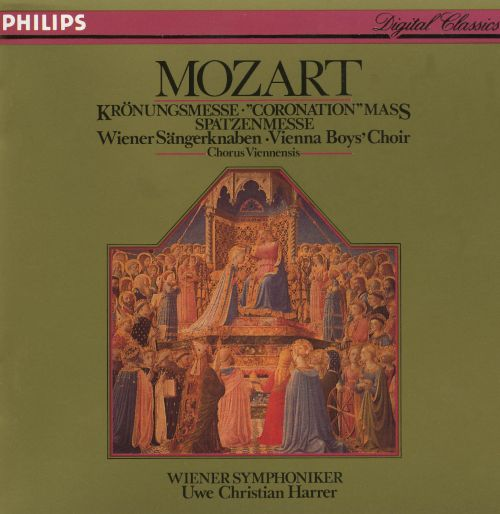 Mozart: Coronation Mass; Inter natos mulierum; Spatzenmesse
