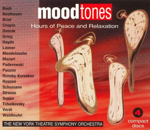 Mood Tones: Hours of Peace and Relaxation