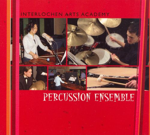 Interlochen Arts Academy Percussion Ensemble