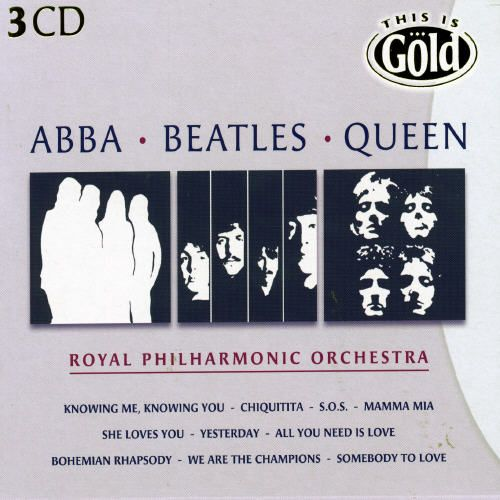 royal philharmonic orchestra the music of abba