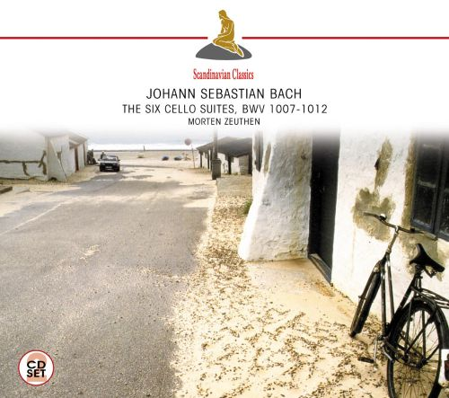 J.S. Bach: Cello Suites, BWV 1007-1012 [Germany]