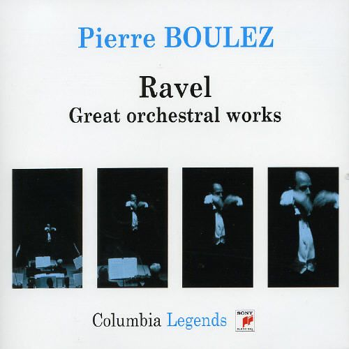 Ravel: Great Orchestral Works [Germany]